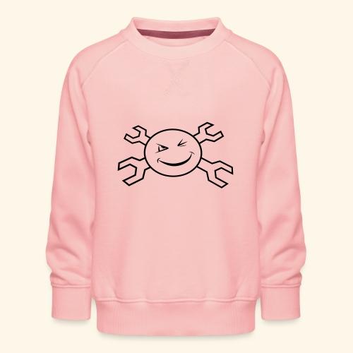 logo_atp_black - Kids' Premium Sweatshirt