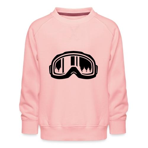 snowboard - Kinderen premium sweater