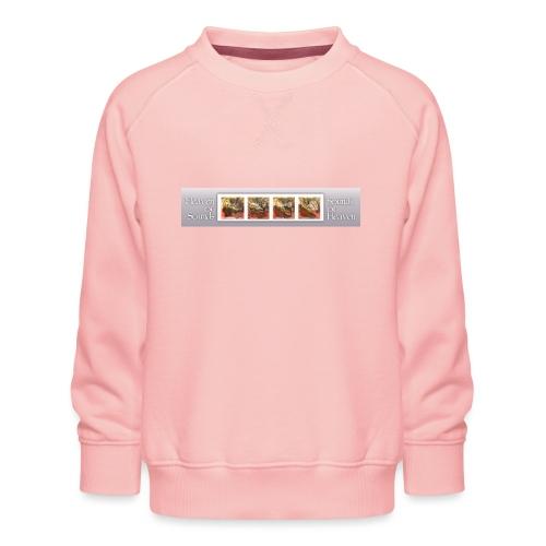 Design Sounds of Heaven Heaven of Sounds - Kinder Premium Pullover