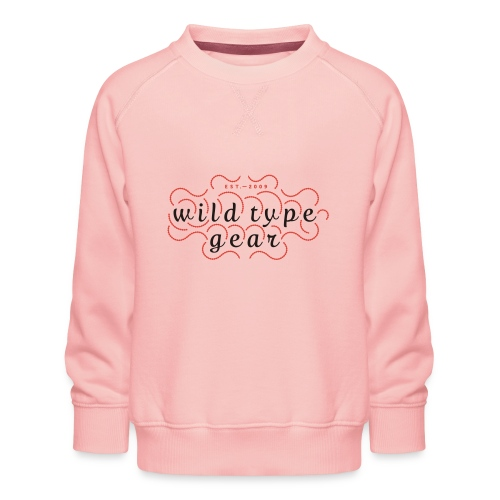wtg stiched 2 - Kids' Premium Sweatshirt