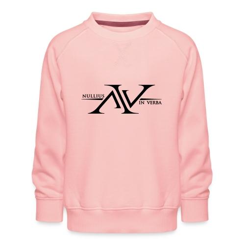 Nullius In Verba Logo - Kids' Premium Sweatshirt