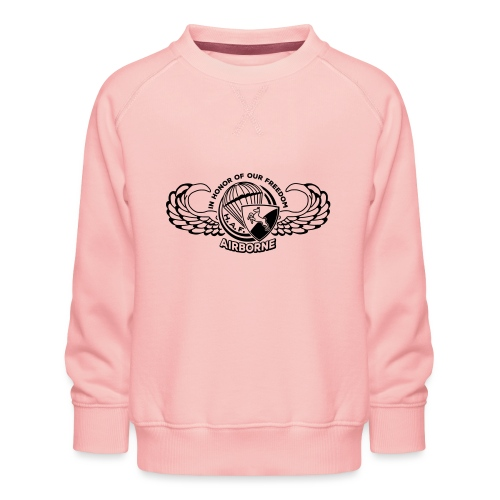 HAF tshirt back2015 - Kids' Premium Sweatshirt