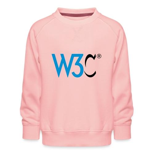 w3c - Kids' Premium Sweatshirt