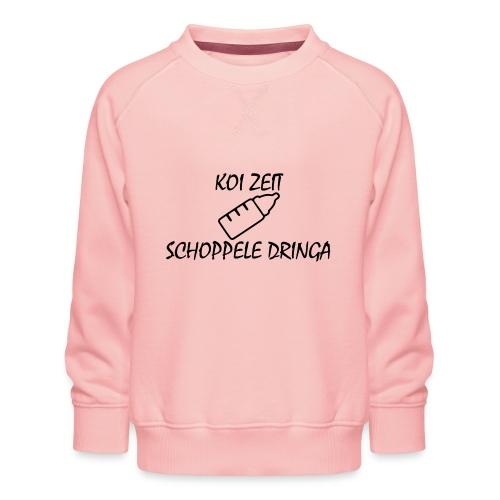 KoiZeit - Schoppele - Kinder Premium Pullover