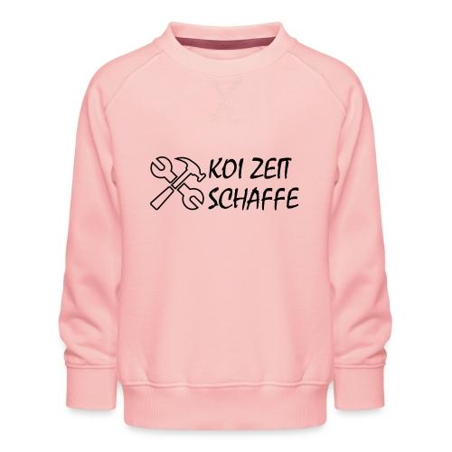 KoiZeit - Schaffe - Kinder Premium Pullover
