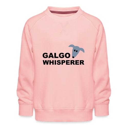 Galgowhisperer - Kinder Premium Pullover