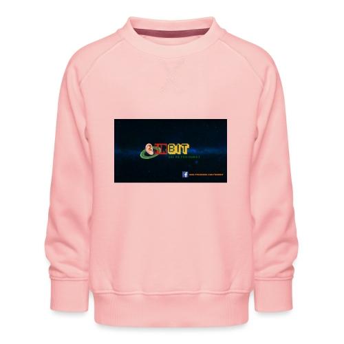 OhrBit Logo - Kinder Premium Pullover