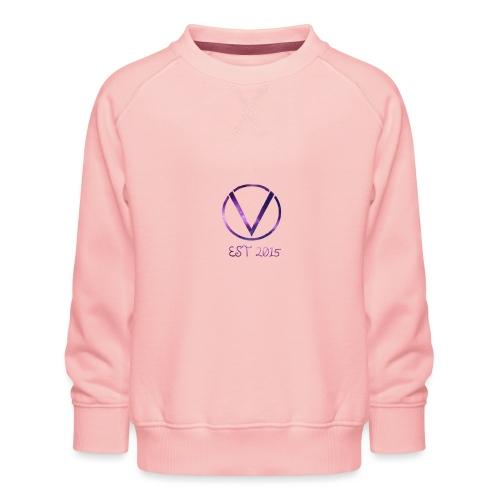 lOGO dEIGN - Kids' Premium Sweatshirt
