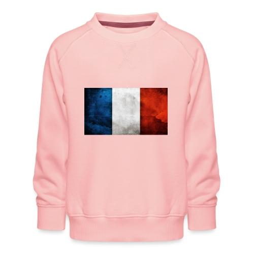 France Flag - Kids' Premium Sweatshirt