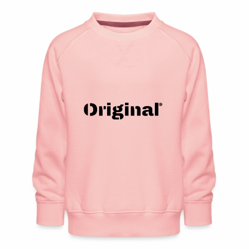 Original, by 4everDanu - Kinder Premium Pullover