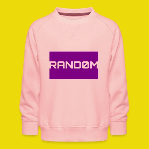 Random Logo - Kids' Premium Sweatshirt