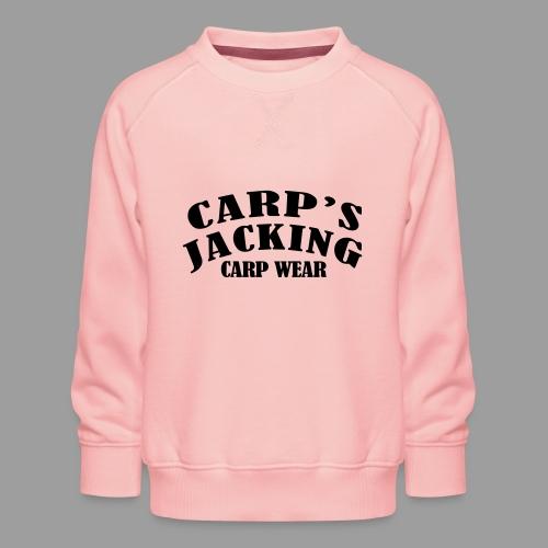 Carp's griffe CARP'S JACKING - Sweat ras-du-cou Premium Enfant