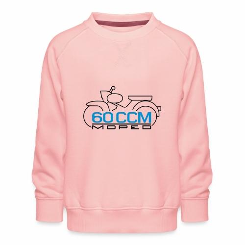 Moped Star 60 ccm Emblem - Kids' Premium Sweatshirt