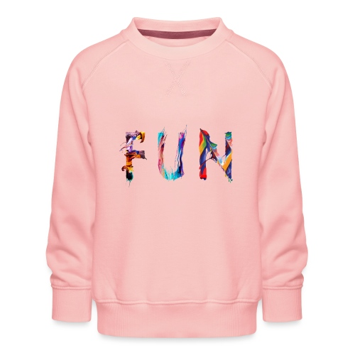 Fun - Sweat ras-du-cou Premium Enfant
