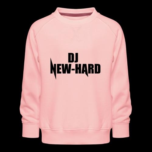 DJ NEW-HARD LOGO - Kinderen premium sweater