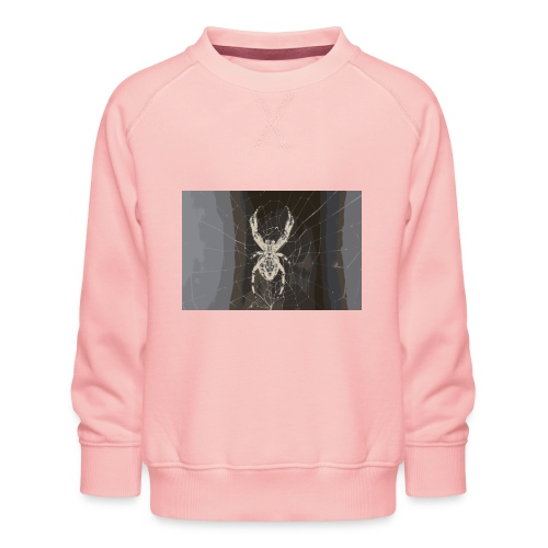 attacking spider - Kinder Premium Pullover