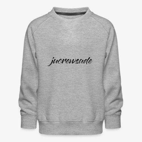 jucrewsade - Sweat ras-du-cou Premium Enfant