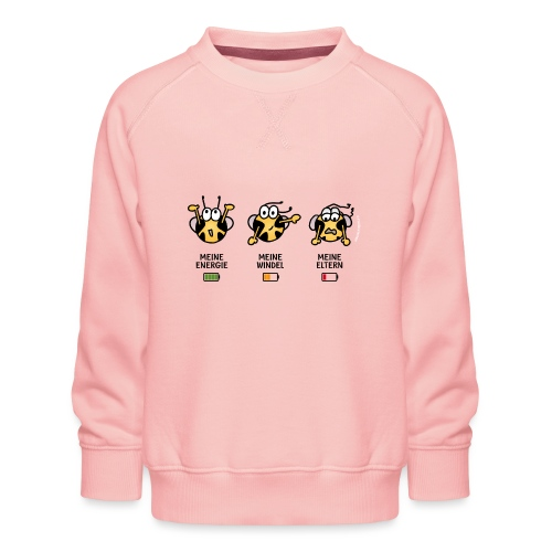 Babyindikator - Kinder Premium Pullover