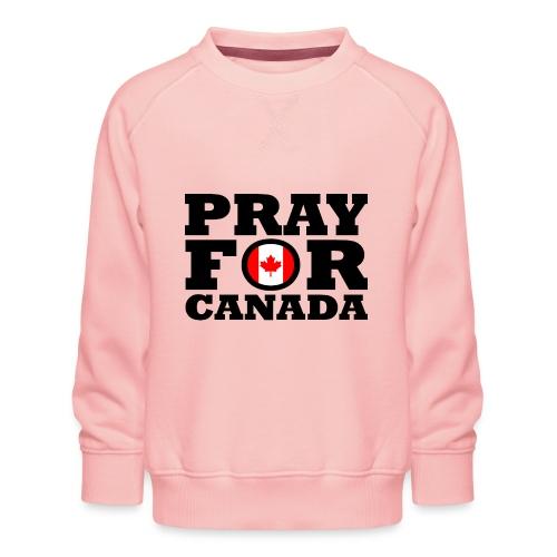Kanada - Kinder Premium Pullover