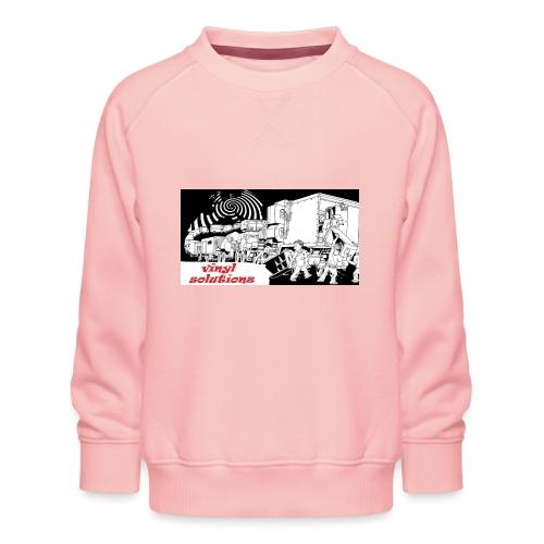 vinyl solutionz - Kids' Premium Sweatshirt