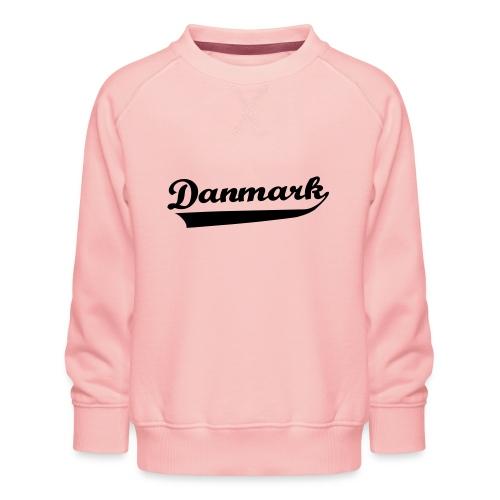 Danmark Swish - Børne premium sweatshirt