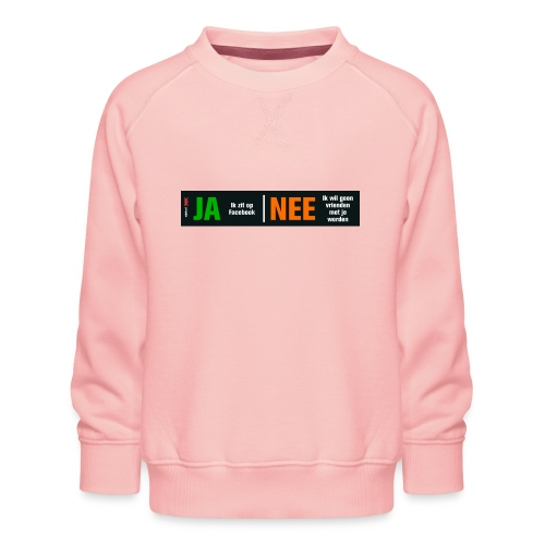 facebookvrienden - Kinderen premium sweater