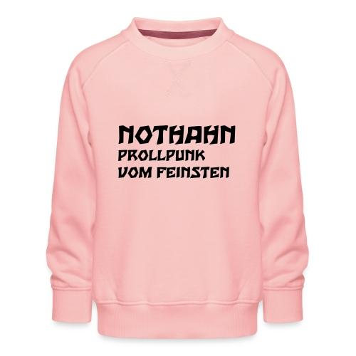 vorne - Kinder Premium Pullover