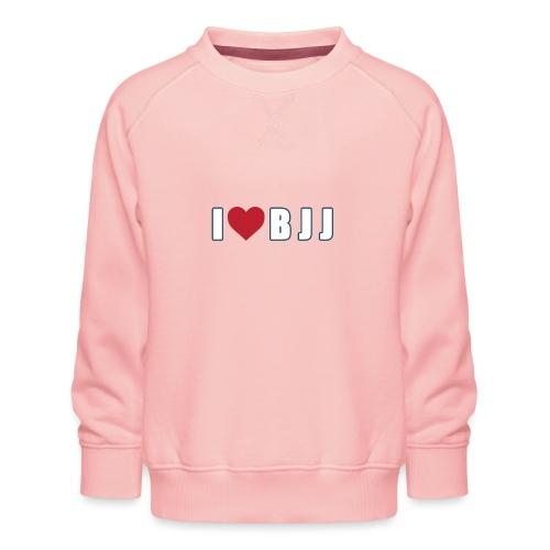 i love bjj - Bluza dziecięca Premium