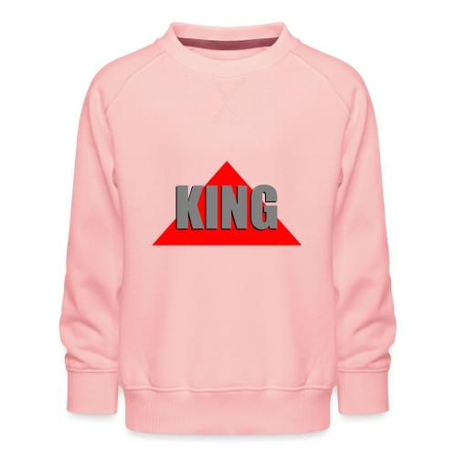 King, by SBDesigns - Sweat ras-du-cou Premium Enfant