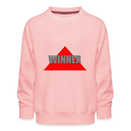 Winner, by SBDesigns - Sweat ras-du-cou Premium Enfant