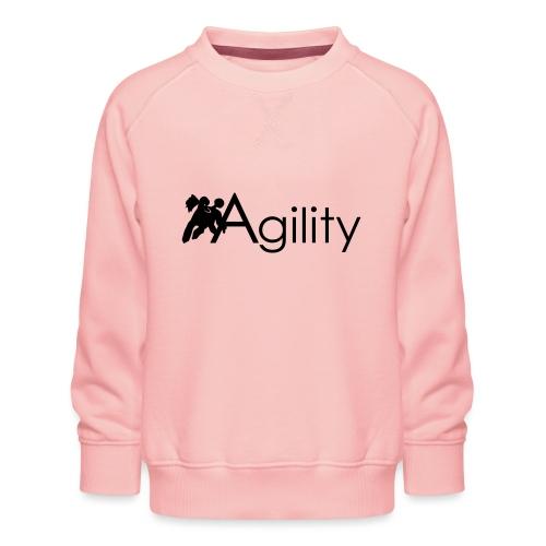 Agility - Kinder Premium Pullover
