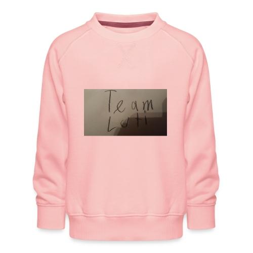 Team Luti - Kinder Premium Pullover