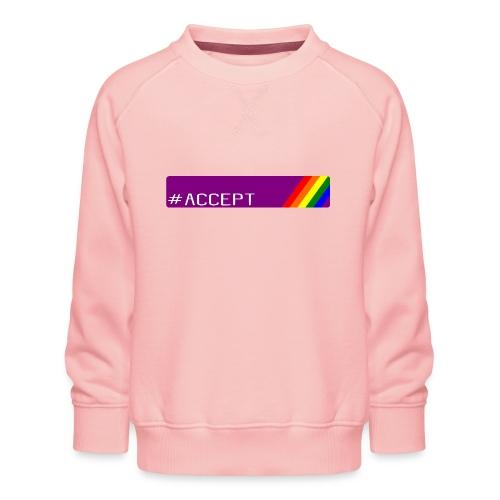 79 accept - Kinder Premium Pullover