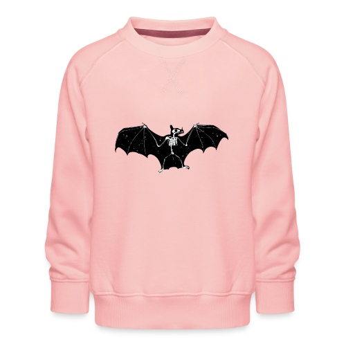Bat skeleton #1 - Kids' Premium Sweatshirt