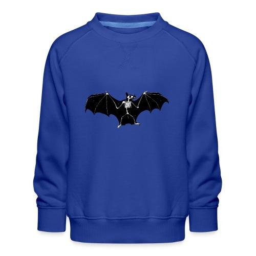 Bat skeleton #1 - Kids' Premium Sweatshirt