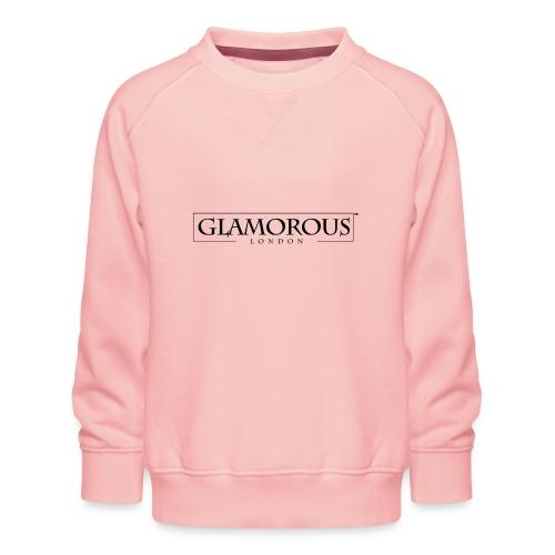 Glamorous London LOGO - Kids' Premium Sweatshirt