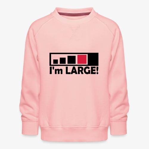 large_geocacher - Kinder Premium Pullover