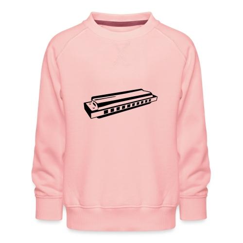 Harmonica - Kids' Premium Sweatshirt