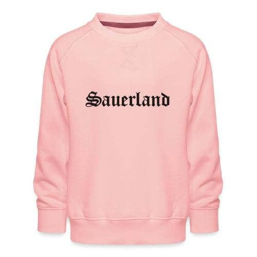 Sauerland - Kinder Premium Pullover