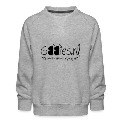 gaaies - Kinderen premium sweater