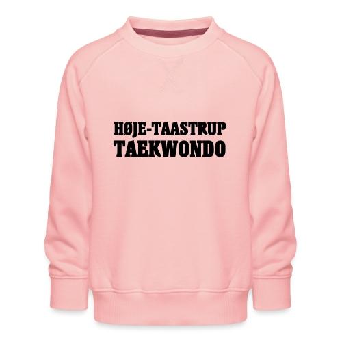 Høje-Taastrup Front Tryk - Børne premium sweatshirt