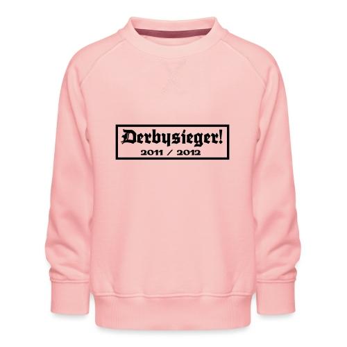 Derbysieger 2012 - Kinder Premium Pullover