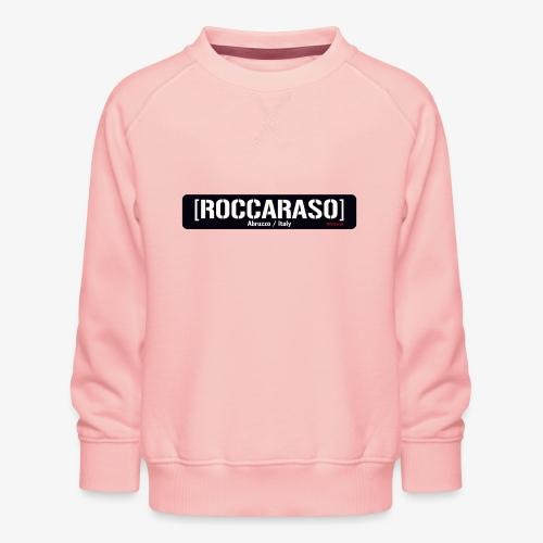 Roccaraso - Felpa premium da bambini