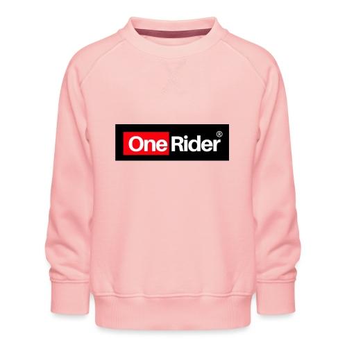 Colección OneRider® - Sudadera premium para niños y niñas