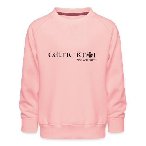 Celtic knot - Felpa premium da bambini