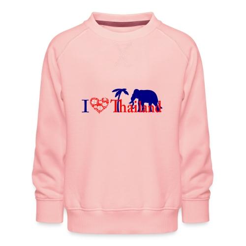 I love Thailand - Kids' Premium Sweatshirt