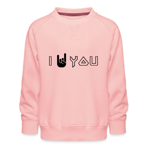 i rock you - Kinderen premium sweater