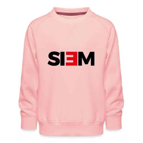 siem_zwart - Kinderen premium sweater