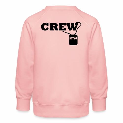 KON - Crew - Kinder Premium Pullover
