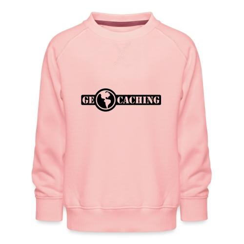 Geocaching - 1color - 2011 - Kinder Premium Pullover